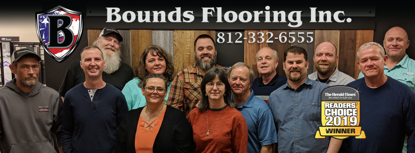 Bounds Flooring - Reader's Choice Banner