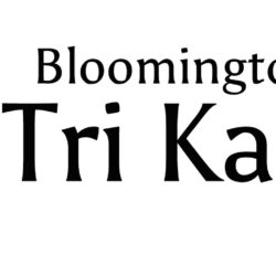 Bloomington Tri Kappa Logo